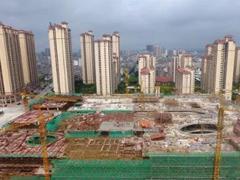 玉林万达广场预计8月5日完成结构封顶 12月达到招商条件