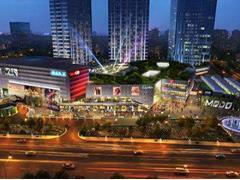 上半年上海浦东新区百货商厦累计销售超30亿 购物中心累计销售超88亿