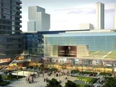 上海嘉定中信泰富万达广场9月中旬试业 G-Super、优衣库、西西弗等入驻