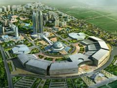 天虹购物中心项目落户中国医药城 商业面积约7.5万�O