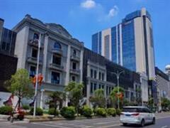 福州南街商业街将陆续开业 喜茶、奈雪的茶等品牌进驻