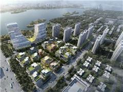 陕西西咸新区秦汉新城绿地自贸综合体开工 总投资超100亿