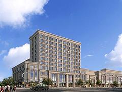 青岛泛海名人广场二期规划出炉 购物中心将变金融中心