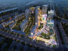 南京欢乐港即将开业 永辉超市、万达影城、迪卡侬等进驻