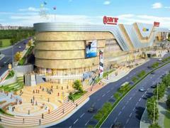 重庆沙坪坝万达广场开业倒计时100天!万达影城、星巴克、优衣库等进驻