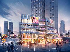 石桥铺商圈扩容提质 鹏润·悦秀城助力区域革新