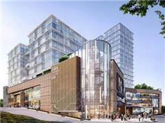 南宁289上海天地购物中心8・18开业 CGV、鹿角巷、陆小凤入驻