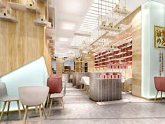 奈雪の茶首进福建选址福州东百中心 将于9月28日开业