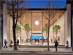 苹果零售店5年内将增至600家 中国、印度市场成扩张驱动力