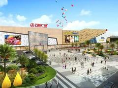 江门新会万达广场8月31日开业 �R上佳超市、万达影城、苏宁等进驻