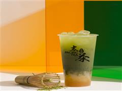 """太平洋咖啡倾心打造""""太茶""""系列新品上市"""