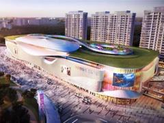 阜阳新城吾悦广场8月22日开工奠基 新城控股自持8万�O购物中心