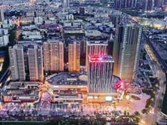 珠海奥园广场迎来满月庆,持续打造城市生活中心