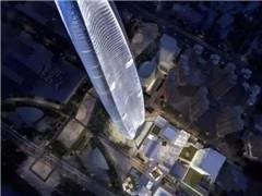 武汉绿地中心因机场净空保护被限高 原计划建中国第一高楼