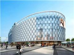 佛山伟业兴隆广场8月26日开业 广佛首家紧凑型沃尔玛、ZARA入驻