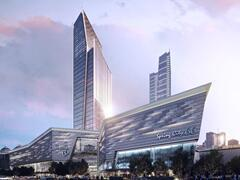 昆明恒隆广场揭开神秘面纱:呈现城市基因 对话世界级建筑