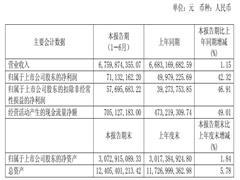 银座发布半年报 净利润增长超四成 房产营收下跌41%