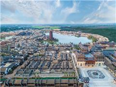 长沙铜官窑古镇8月28日开业 新华联转型文旅关键之作亮相