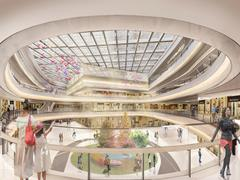 继广州K11后,新世界集团又一座商业综合体云门New Park亮相