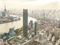 """上海白玉兰广场购物中心12月初开业 """"浦西第一高楼""""将完整亮相"""