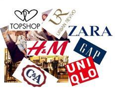 GAP、H&M、MANGO等快时尚品牌绩下滑 各出奇招谋生机