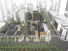 """昆明太古里项目效果图公布 """"超级街区""""概念媲美成都太古里"""