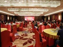 宜春润达国际9月16日开业誓师 誓保开业销售总指标1个亿