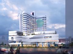 广州又一家MALL明年开业!原外商大酒店改造商业综合体