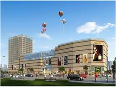 鹰潭首个大型综合体 天虹购物中心将如何颠覆传统商业