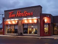 加拿大咖啡品牌Tim Hortons未来10年要在中国开1500家店