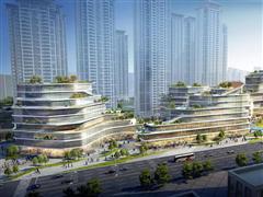 万科云城之后中建三局综合体项目开工 武汉白沙洲配套升级