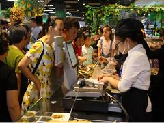 """合力超市湄潭店8月8日开业 开启湄潭超市之""""最"""""""
