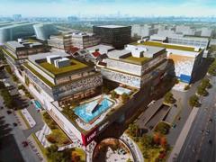 上海最大宜家购物中心将于9月开工 占地面积7万余㎡