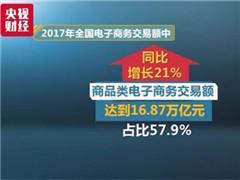 中国电商发展报告发布!呈多元化、无边界化、全球化特点