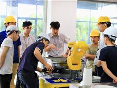碧桂园进军智能制造领域 首个项目广东机器人谷签约落地