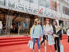 美邦在沈阳开了家7000平全风格大店 单日客流破4万