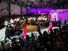快时尚H&M在中国首次走秀 带来了高端线Studio秋冬系列