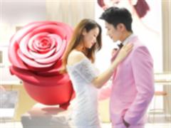 LOVE&LOVE爱与被爱钻戒全新升级体验空间 惊艳亮相深圳国际珠宝展