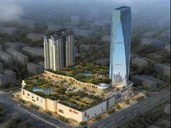 """长沙""""三湘第一店""""的友谊商店扩建 建筑面积达32.9万方"""