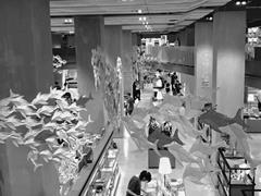 """颜值高、环境好 西西弗等书店成宁波商业体导流新""""神器"""""""