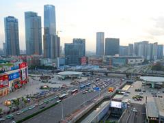 """福州""""苏万宝""""商圈升级改造 万象城下月率先进场施工"""