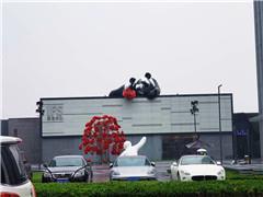 定位重庆最高端商场 开业1年后的重庆IFS怎么样了?