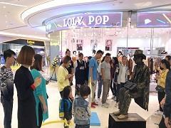世纪金源购物中心B区2层升级亮相 向时尚潮流转变