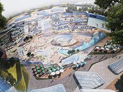 绍兴镜湖苏宁广场正式开工 面积将超25万平方米