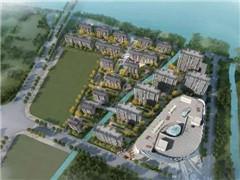 绍兴爱琴海规划出炉 含一个大型综合商业体和6幢高层