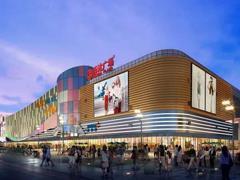 开封万达广场9月28日开业 永辉超市、优衣库、苏宁等262个品牌入驻