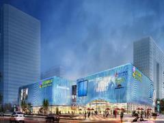 慈溪爱琴海购物公园9月30日开业 塑造湾区商业新地标