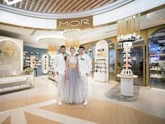 澳洲轻奢香氛品牌MOR澳魅国内首店进驻杭州大厦中央商场