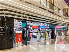 南京最大、江北首家 弘阳广场丝芙兰特色街区店9月30日开幕