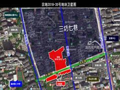 福州市成功出让三坊七巷1幅商住地  成交价7.17亿元